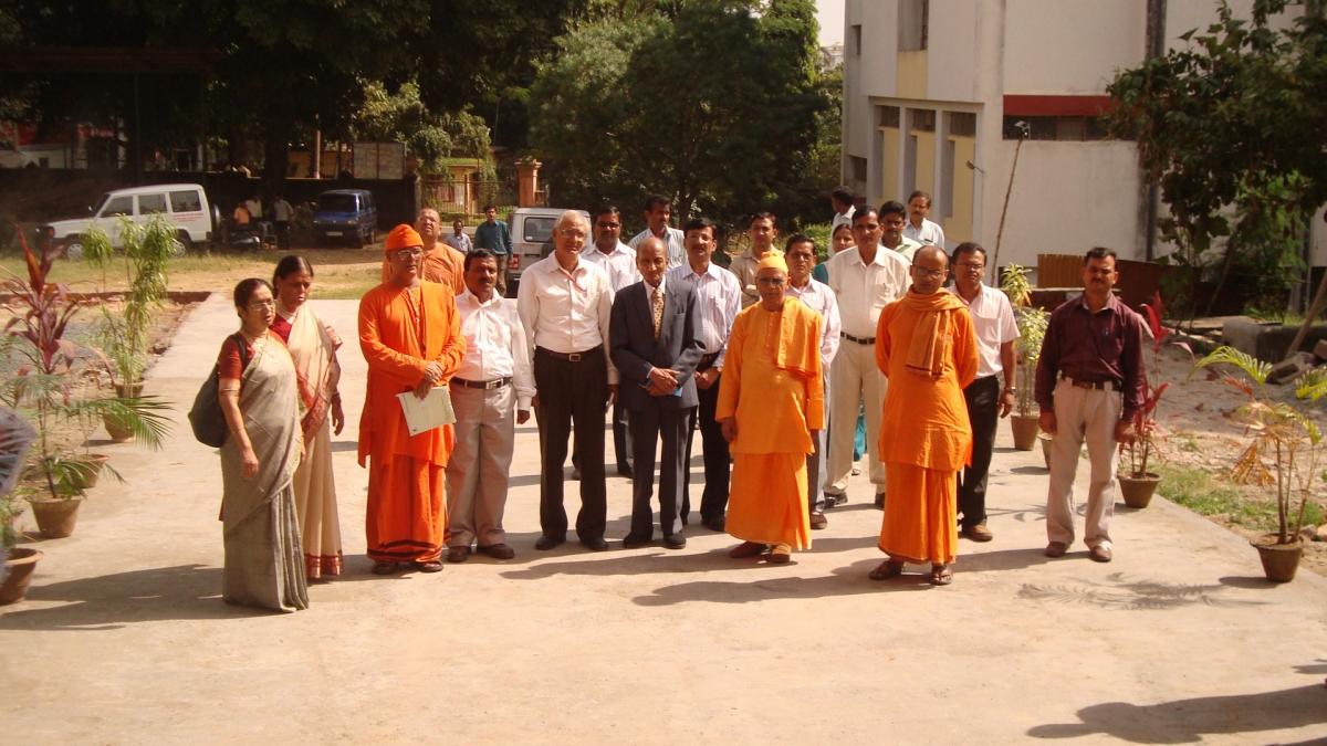 UGC Expert Team Visit